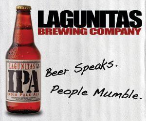 Direttamente dal Golden State, le birre speciali di Lagunitas arrivano al Salone del Gusto di Torino