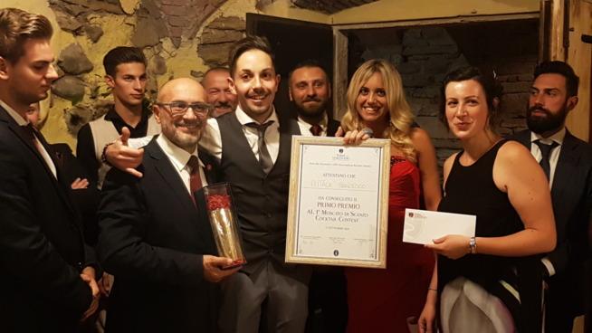 Francesco Pittalà - Moscato di Scanzo Cocktail Competition