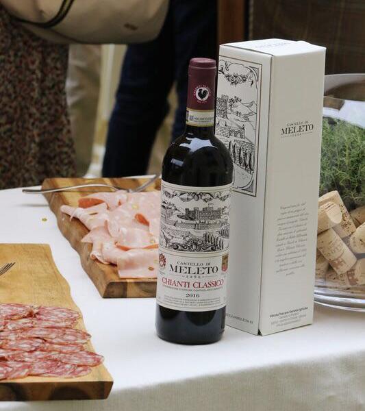 Limited Chianti Classico Limited Edition Chianti Classico Viticola Toscana Castello Edition Castello Di Meleto Vini Toscana Meleto