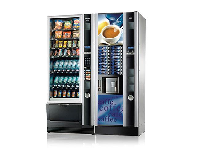 Italia Automatica Distribuzione Automatica Vending Smart Vending Machine Mila Distribuzione Confida Vending Macchine