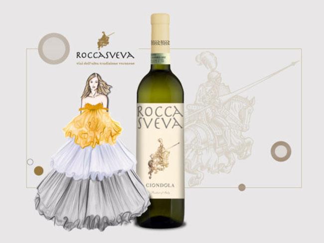 Nuovo Nome Look Cantina Di Soave Soave Design Sveva Rocca Sveva Nome Grafica Classico Superiore Rocca