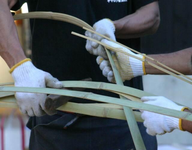 Xyauyu Kioke legno cipresso shodo Yasuo Yamamoto (1)
