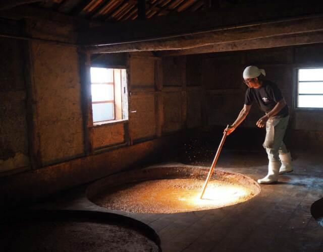 Xyauyu Kioke legno cipresso shodo Yasuo Yamamoto (2)