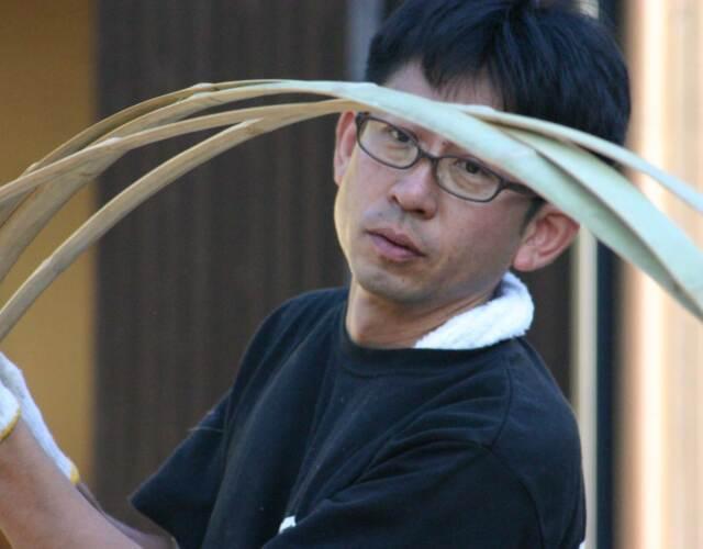Xyauyu Kioke legno cipresso shodo Yasuo Yamamoto (6)