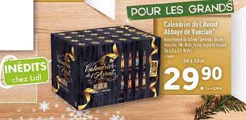 Lidl Calendario Avvento.Calendari Dell Avvento Con La Birra In Francia Lidl Lancia