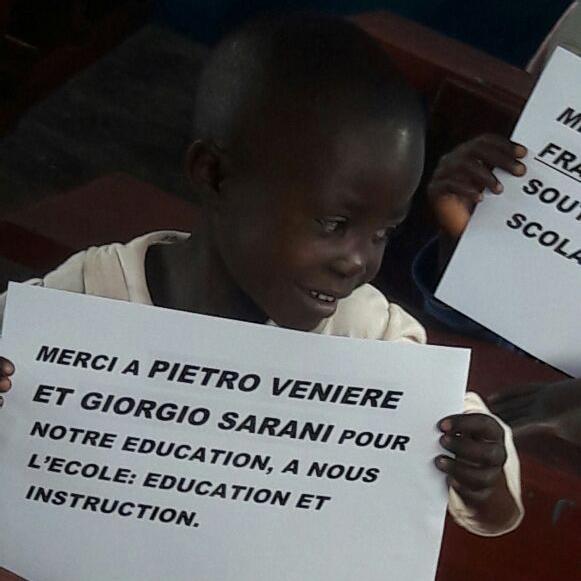 Progetti Sociali Scuola Pietro Formazione Congo Scuole Sacmi