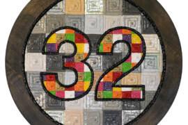 Logo X Anniversary 32 Via dei Birrai - Luca Moretto