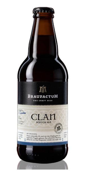BRAUFACTUM CLAN Logo/Marchio