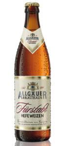 ALLGÄUER FÜRSTABT HEFEWEIZEN - Birra confezione