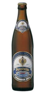 ARCOBRÄU WEISSBIER HELL - Birra confezione