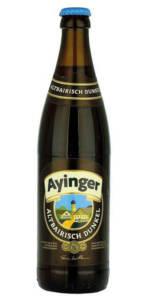 AYINGER ALTBAIRISCH DUNKEL - Birra confezione