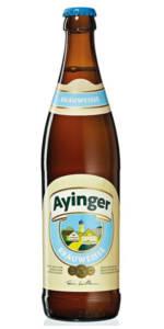 AYINGER BRÄUWEISSE - Birra confezione