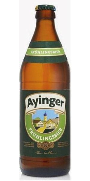 AYINGER FRÜHLINGSBIER Logo/Marchio