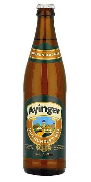 AYINGER JAHRHUNDERT-BIER Logo/Marchio