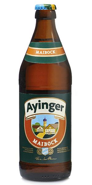 AYINGER MAIBOCK Logo/Marchio