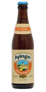 AYINGER WEIZENBOCK - Birra confezione