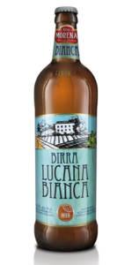 BIRRA LUCANA BIANCA - Birra confezione
