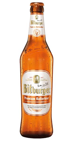 BITBURGER PREMIUM KELLERBIER Logo/Marchio