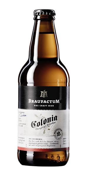 BRAUFACTUM COLONIA Logo/Marchio
