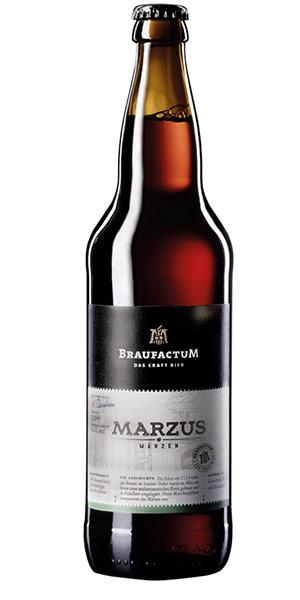 BRAUFACTUM MARZUS Logo/Marchio