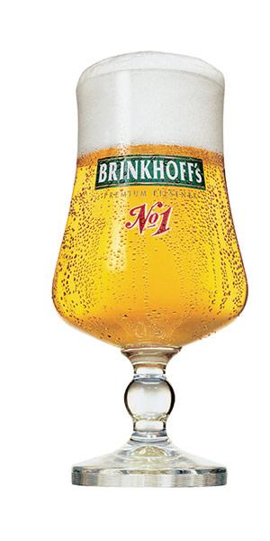 BRINKHOFF'S N° 1 Logo/Marchio