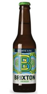 BRIXTON ATLANTIC A.P.A. - Birra confezione