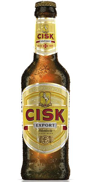 CISK EXPORT PREMIUM LAGER Logo/Marchio