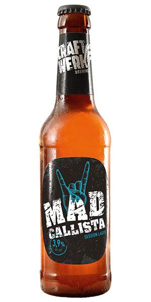 CRAFTWERK MAD CALLISTA Logo/Marchio