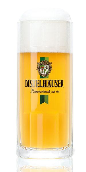 DISTELHÄUSER KELLERBIER Logo/Marchio