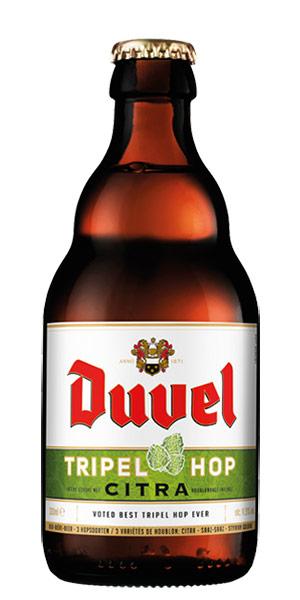 DUVEL TRIPEL HOP CITRA Logo/Marchio