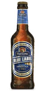 Birre FARSONS BLUE LABEL AMBER ALE confezione