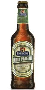 Birre FARSONS IPA confezione