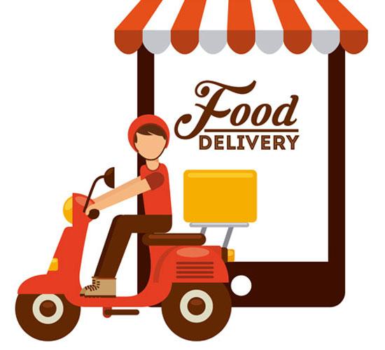 Food 2018 Fame Vendite A Domicilio Delivery Tempo Report Food Delivery Stando Italia Glovo