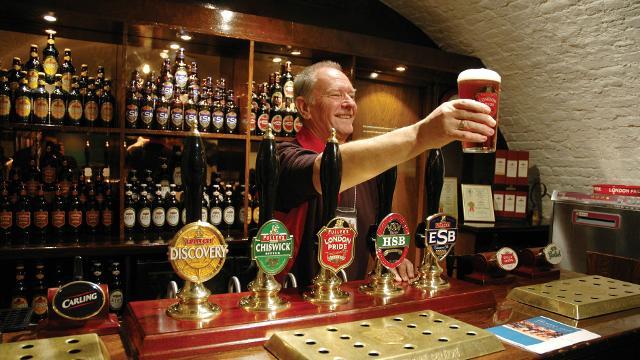 Rivoluzione low alcohol: a Londra apre il primo pub analcolico