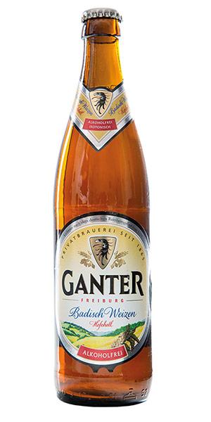 GANTER WEIZEN ALKOHOLFREI Logo/Marchio