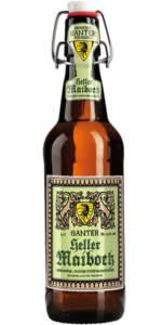 Birre GANTER HELLER MAIBOCK confezione