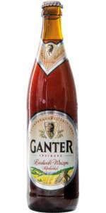 Birre GANTER WEIZEN HEFEDUNKEL confezione