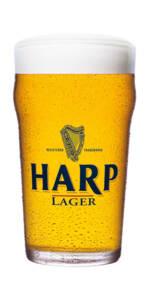 Birre HARP LAGER confezione