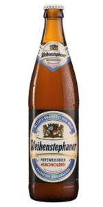 WEIHENSTEPHAN HEFEWEISSBIER ALKOLFREI - Birra confezione
