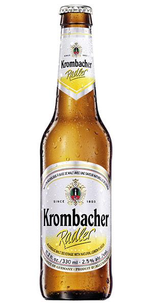 KROMBACHER RADLER Logo/Marchio
