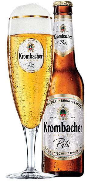 KROMBACHER PILS Logo/Marchio