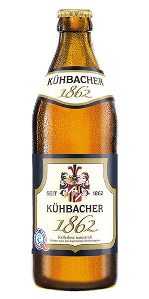 KÜHBACHER 1862 KELLERBIER Logo/Marchio
