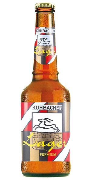KÜHBACHER LAGER Logo/Marchio