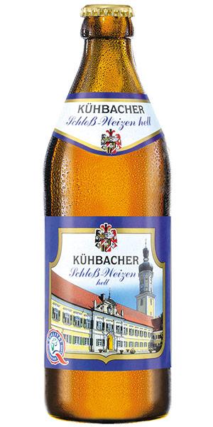 KÜHBACHER SCHLOß-WEIZEN Logo/Marchio