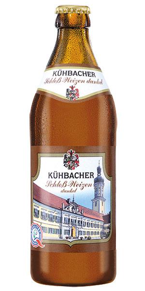 KÜHBACHER SCHLOß-WEIZEN DUNKEL Logo/Marchio
