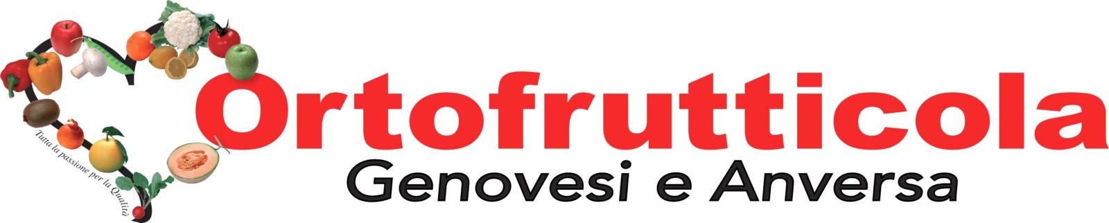 logo ORTOFRUTTICOLA SRL DI GENOVESI E ANVERSA