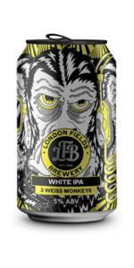 LONDON FIELDS 3 WEISS MONKEYS - Birra confezione