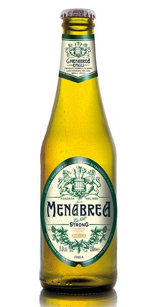 MENABREA LA 150°  STRONG Logo/Marchio