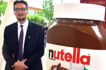 nella foto Giovanni Ferrero, CEO dell'omonimo gruppo