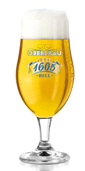 OBERBRAEU HELL Logo/Marchio